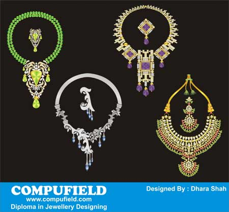 Online learning training JewelCAD CAM 2D 3D Jewellery Tutorials